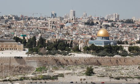 JERUSALN: LA CIUDAD DEL GRAN REY