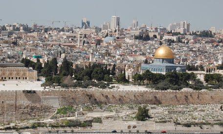 JERUSALÉN: LA CIUDAD DEL GRAN REY