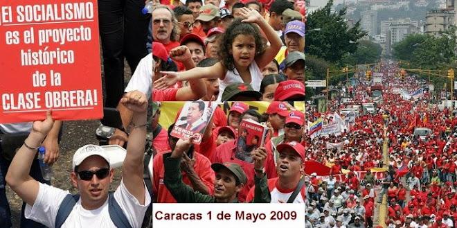 PRIMERO DE MAYO Caracas Venezuela