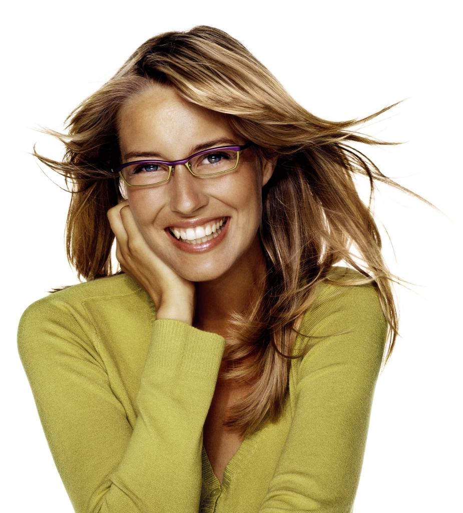 Frameless Glasses For Oval Face : Silhouette Eyeglass Frames