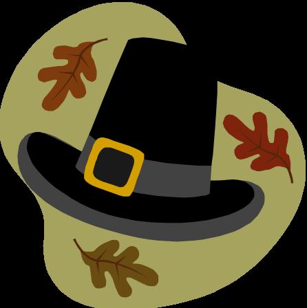 growing gourmets november 2010 pilgrim hat clipart Thanksgiving Pilgrim Hat Clip Art