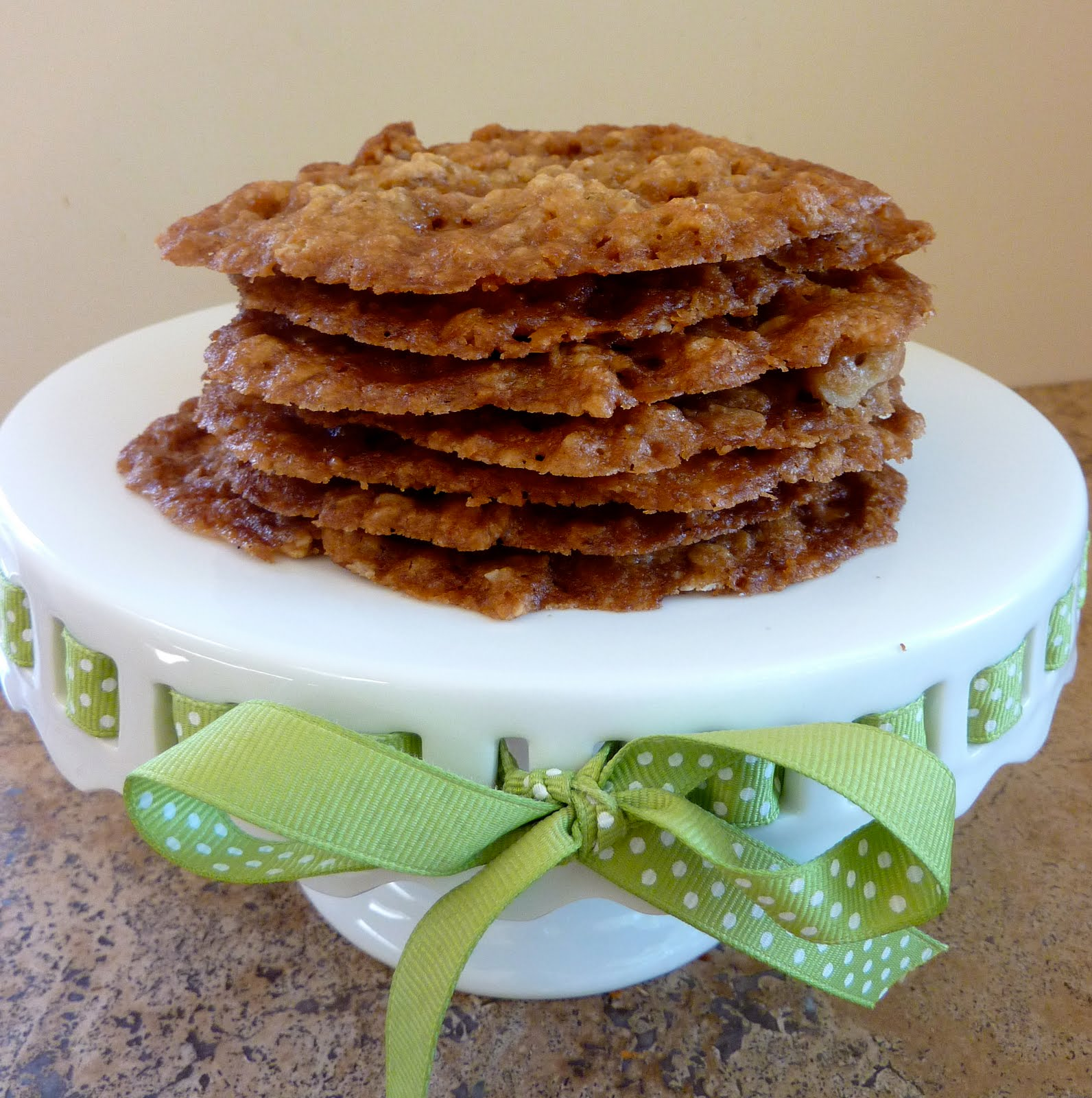 beurrista: oatmeal toffee cookie {cookie carnival}
