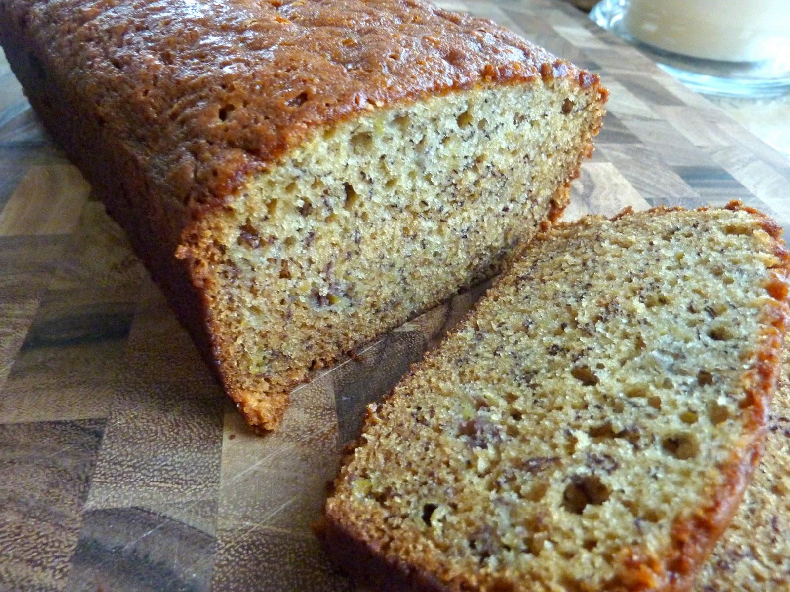 beurrista: flour's famous banana bread