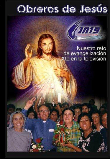 OBREROS DE JESÚS JN19
