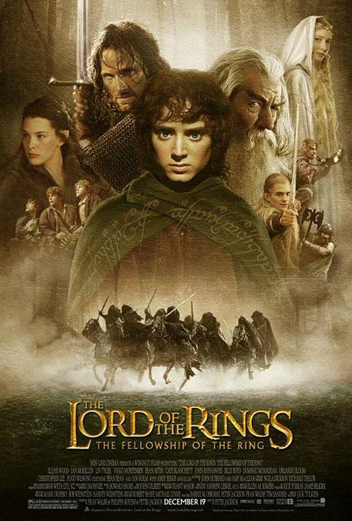 Der Herr der Ringe – Die Gefährten