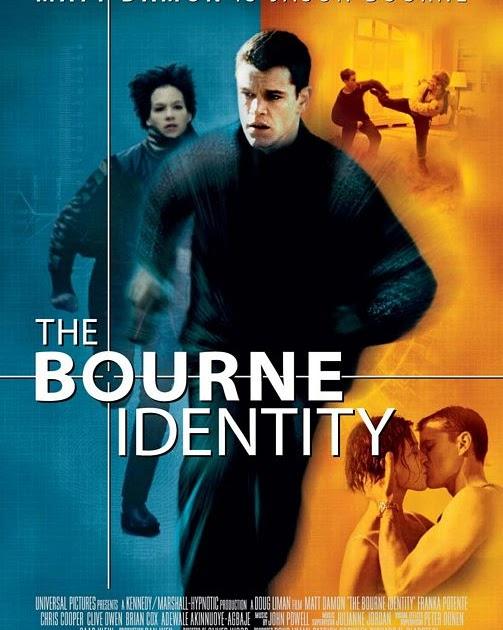 cinematic paradox the bourne identity