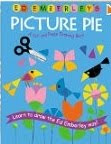 Ed Emberley's Picture Pie Cut and Paste Drawing Book