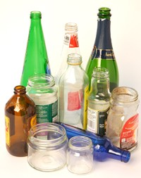 Greenovation builders blog recycling glass plastic and - How to recycle glass bottles ...
