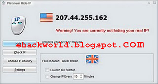 free download platinum hide ip software