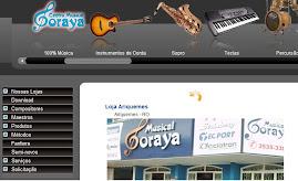 a loja MUSICAL SORAYA apoia a cultura musical em Ariquemes