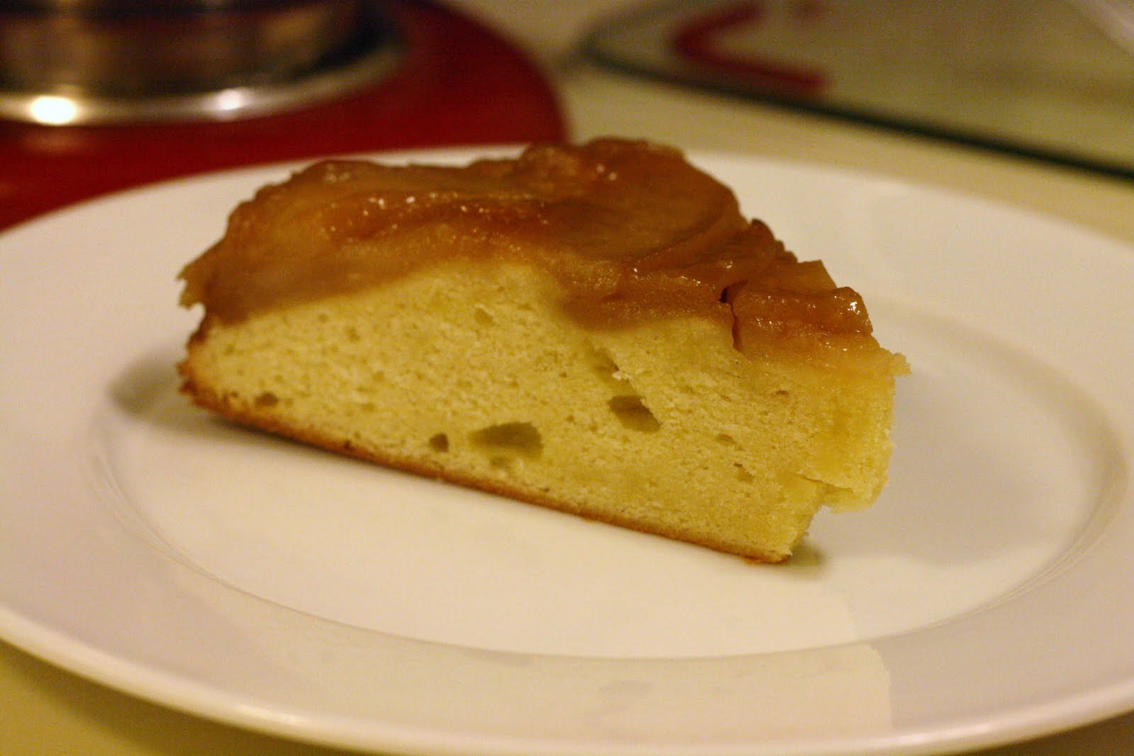 Blue ribbon apple cake recipe