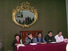 RECITAL POÉTICO  EN  CLUB PUNO  LIMA PERÚ