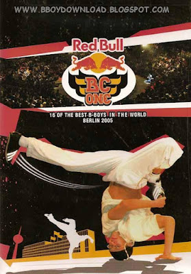 BBOY DOWNLOAD, Red Bull BC One 2005