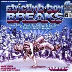 Baixar Bboy Download, Strictly B-Boy Breaks - Volume 2