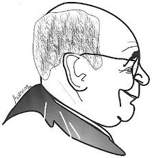Caricatura de Waskar