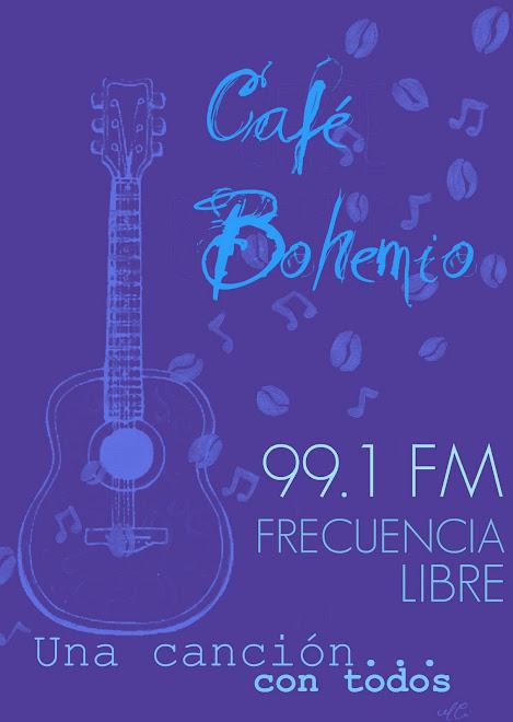 Café Bohemio. Una Canción con Todos...