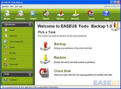 EASUS Todo Backup