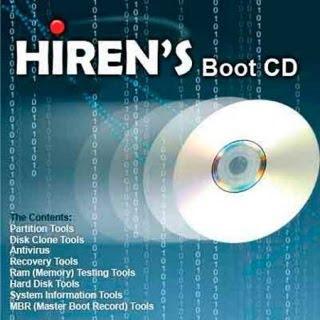 Download Hiren's BootCD 10.5