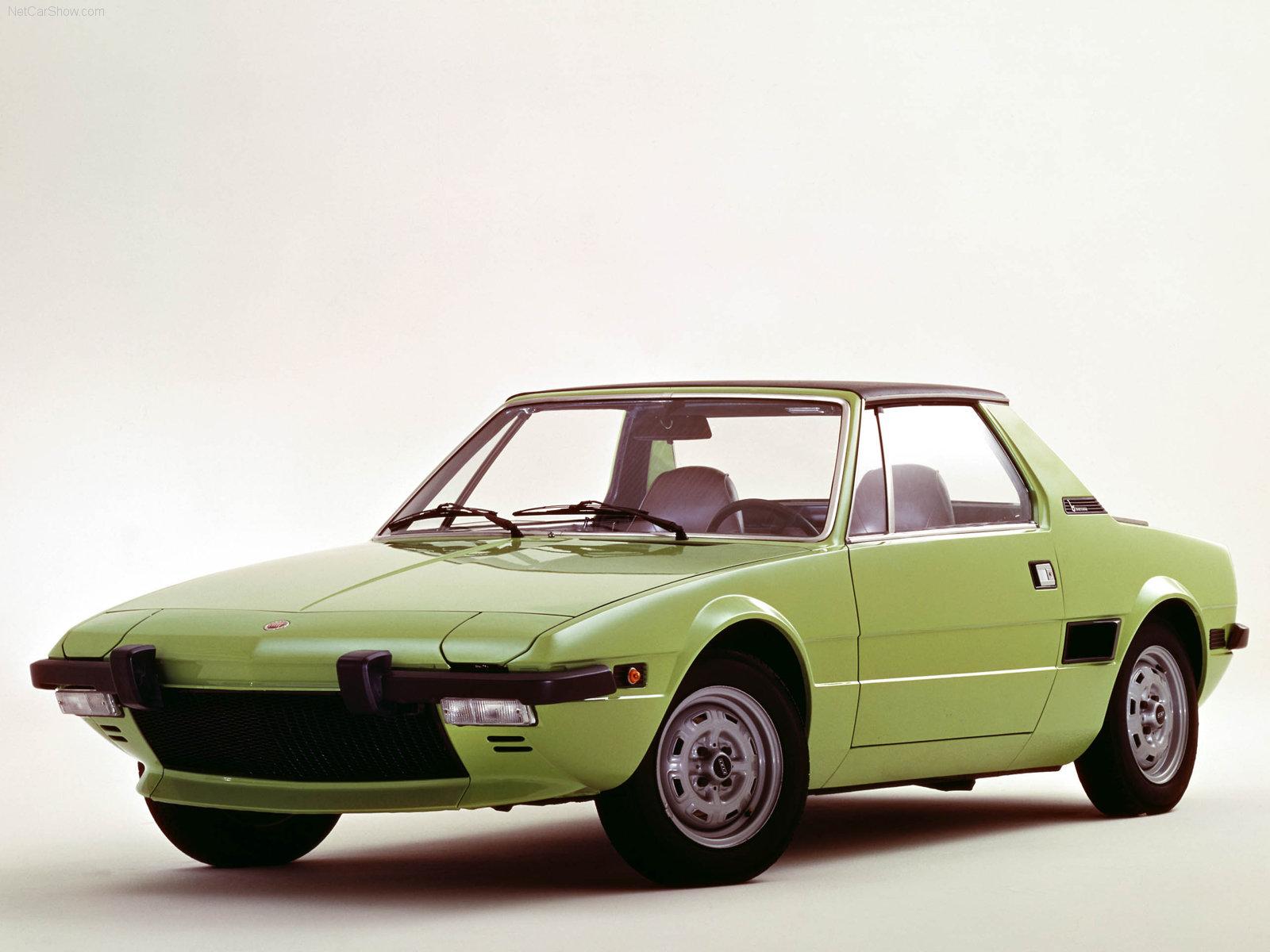 Images Fiat X 1-9