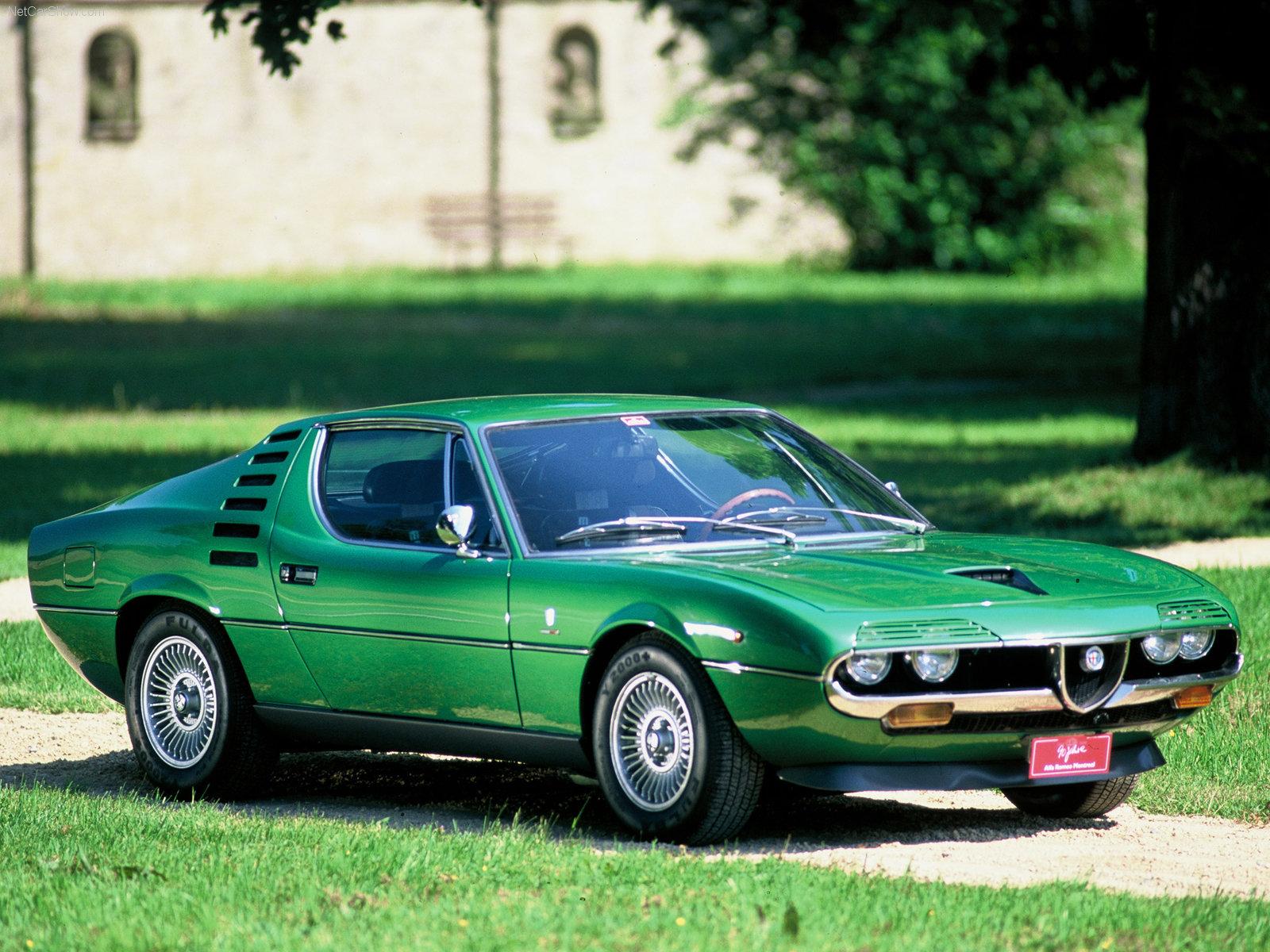 """""""Alfa Romeo Montreal"""" was"""