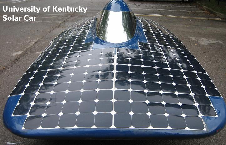 University of Kentucky Solar Car