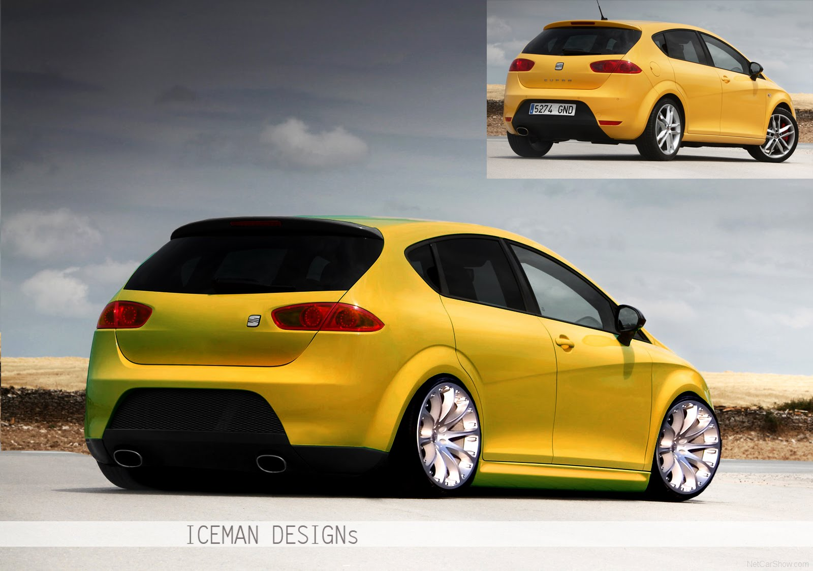 icemangraphics seat leon cupra rs by iceman. Black Bedroom Furniture Sets. Home Design Ideas