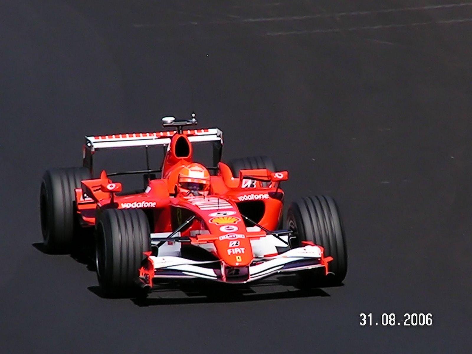 Le mie Foto a Monza 2006