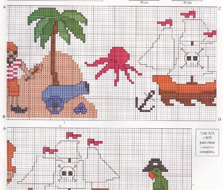 El jardin de la amistad piratas en punto x - Punto jardin ...