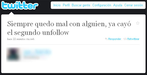 Unfollow 10