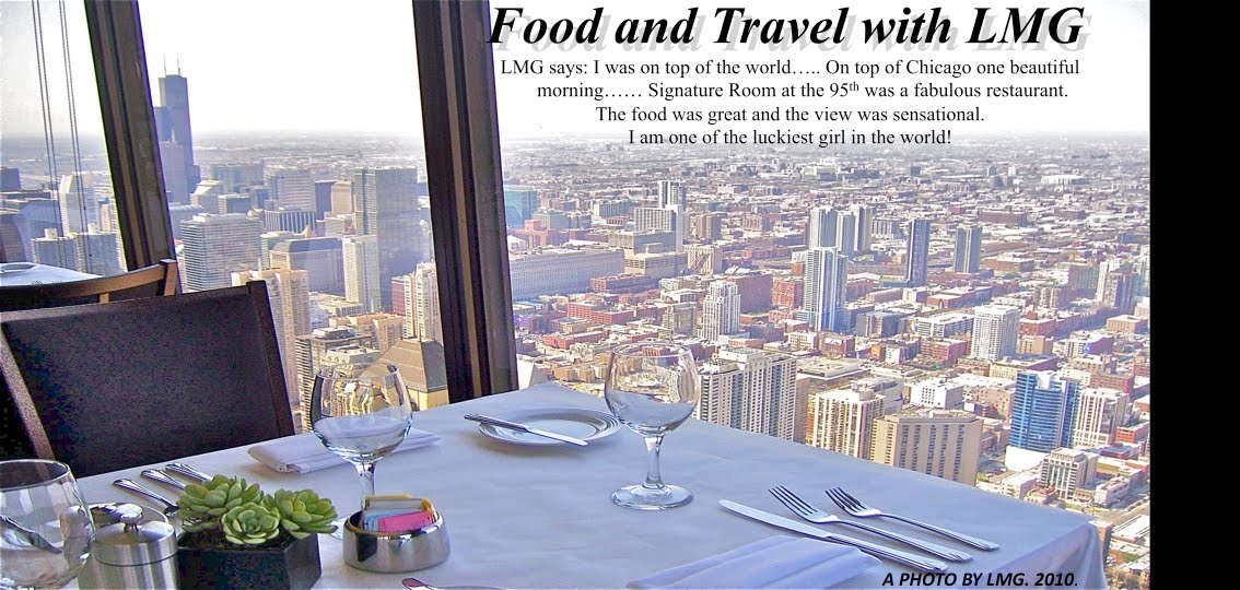 Food and Travel with LMG
