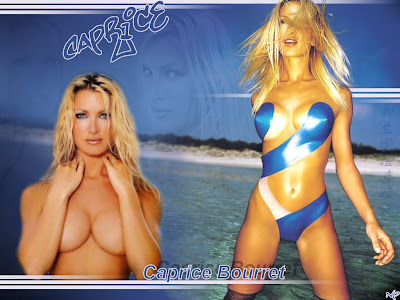 Caprice Bourret hot pictures