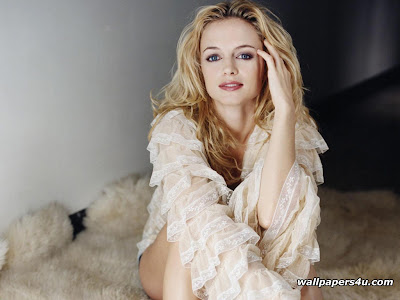 Actress Heather Graham  image