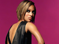 Tyra Banks Sexy Wallpaper