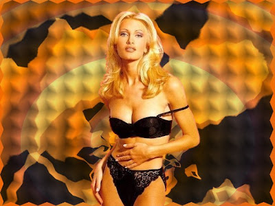 More Caprice Bourret Wallpaper