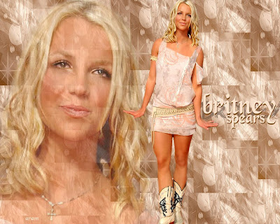 Britney Spears 1280x1024 Wallpaper