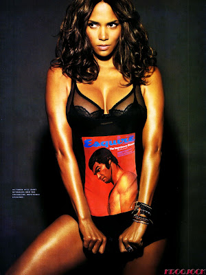 Halle Berry Esquire Magazine picture Performance