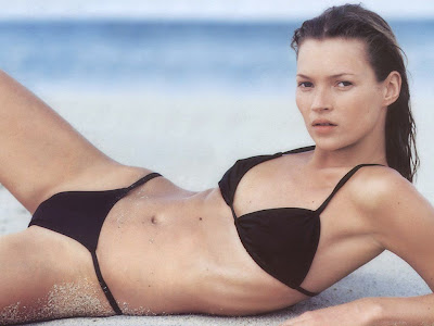 Kate Moss bikini pics
