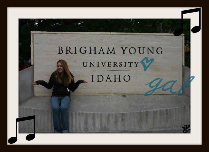 Byu-Idaho Gal