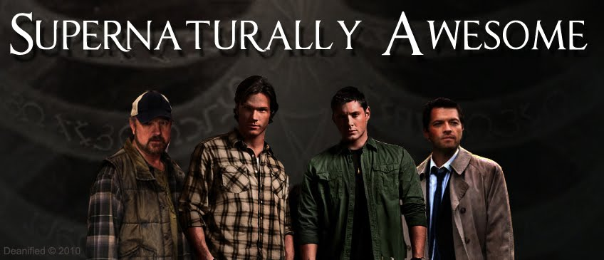 Supernaturally Awesome