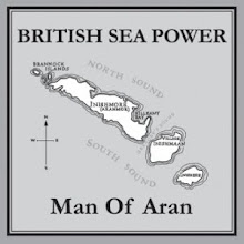BRITISH SEA POWER - Man of Aran (2009)