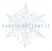 CANYONS OF STATIC - Christmas EP (2009)