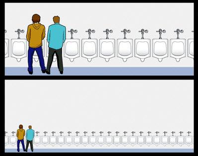 WTF en el baño!