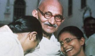 Gente Sabia: Mahatma Gandhi