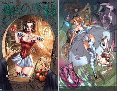 Fantasias de Disney