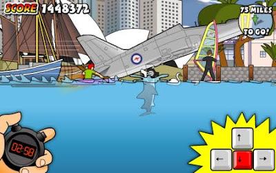 Sidney Shark: Jugando con tiburones!