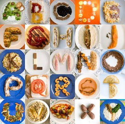 Eatphabet: Alfabeto Culinario