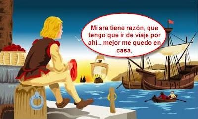 Colón era soltero?