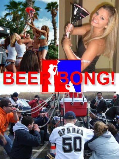 Beer Bong: Jugando a tomar cerveza