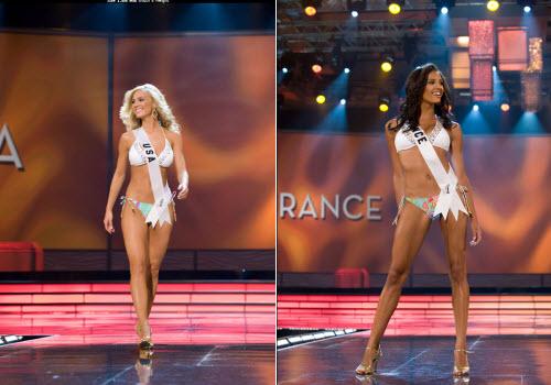 Finalistas de Miss Universo 2009