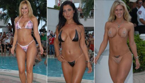 Miss Cincuentona Bikini Contest